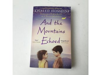Bok, And the Mountains Echoed, Khaled Hosseini, Pocket, ISBN: 9781408850053