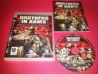 Brothers in Arms : Hell's Highway (PS3) Komplett