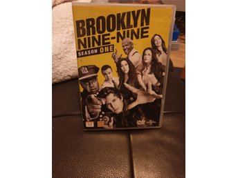 Brooklyn Nine-Nine säsong 1 dvd