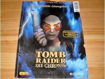 Spelguide: Tomb Raider Chronicles