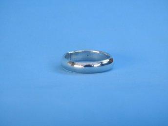 c8a2623e Silverring Slät ren ring i silve.. (350977188) ᐈ SILVER-IMPORT på ...