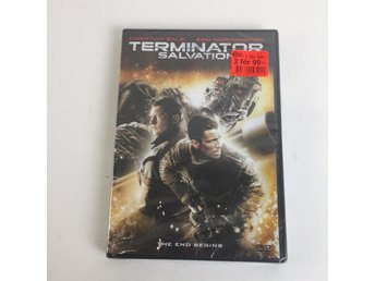 Terminator Salvation, Film, DVD, Action, McG, 2009
