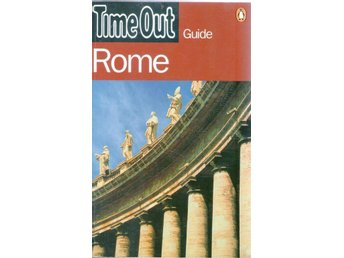 ROME -Time Out guide. Tr-98. Bra skick!!!