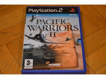 Pacific Warriors 2 Dogfight! Playstation 2 PS2