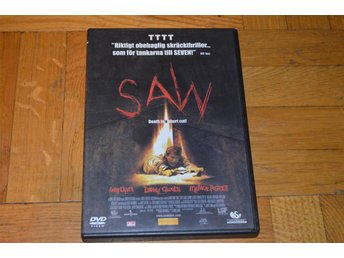 Saw - Rated ( Danny Glover Monica Potter ) DVD - Töre - Saw - Rated ( Danny Glover Monica Potter ) DVD - Töre