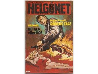 Helgonet 1983 Nr 13 VF - Vikingstad - Helgonet 1983 Nr 13 VF - Vikingstad