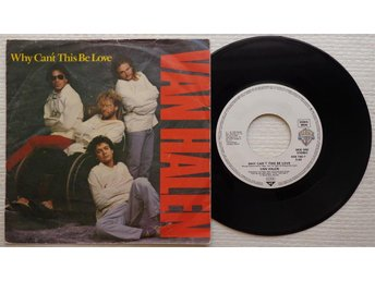 VAN HALEN 'Why Can't This Be Love' 1986 German 7""