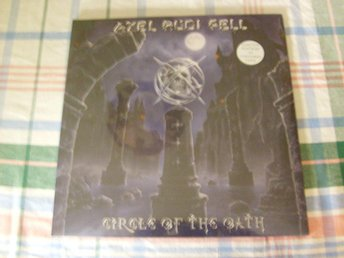 Axel Rudi Pell - Circle Of The Oath - Gatefold - Inplastad - SPV 260031 2LP -