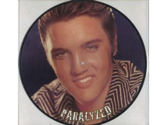 Bild LP Elvis Presley-Paralyzed