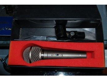Primo Professional Mikrofon UD-312 Moving Coil - älghult - Primo Professional Mikrofon UD-312 Moving Coil - älghult