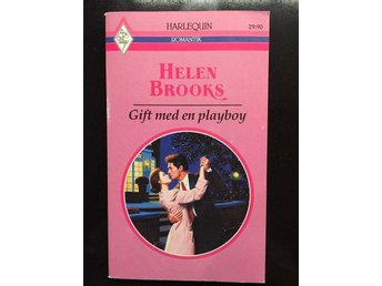 Harlequin Romantik HQ - Helen Brooks - Gift med en Playboy