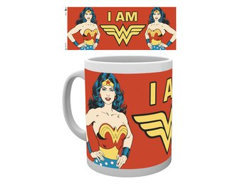 DC Comics - I am Wonder Woman - Mugg