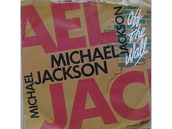 "Michael Jackson title* Off The Wall*  7"" EU"