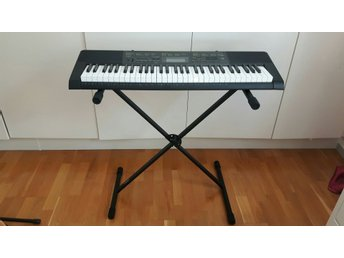 Casio Keyboard CTK 2200 + Stativ