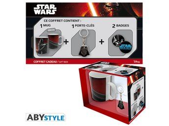 Gift Set - Mugg, nyckelring, mm - Star Wars - Vader