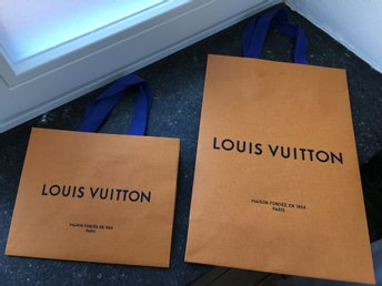 Louis Vuitton påsar