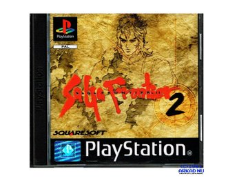 SAGA FRONTIER 2 PS1 PLAYSTATION PSONE