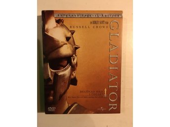 Gladiator/Extended special edition/3 disc/Russell Crowe/