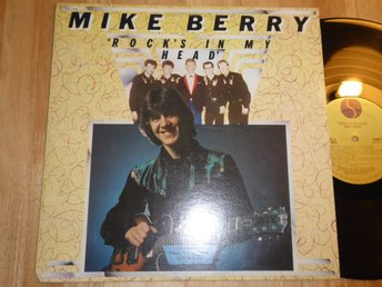 MIKE BERRY - Rocks in my head  Sire USA -76