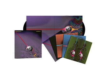 "Tame Impala: Currents (Collectors edition + 7"") (3 Vinyl LP + Vinyl 12"")"