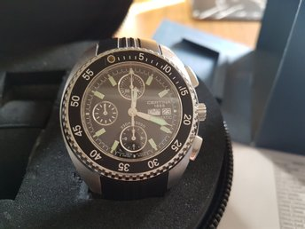 Certina DS 3 Chrono 1000ft limited