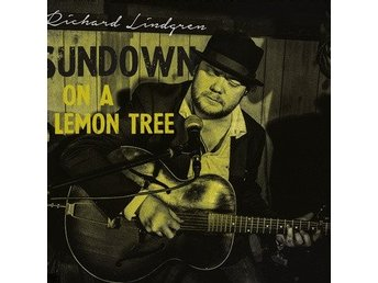 Richard Lindgren ?- Sundown On A Lemon Tree, digipack