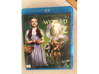 Blu-ray, Wizard of oz, klassiker, 7th anniversary edtion