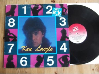 Ken Lazlo-1.2.3.4.5.6.7.8.( A Swedish Beat Box REmix) Maxi