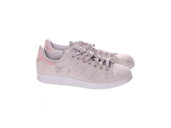 Adidas Stan Smith, Sneakers, Strl: 38.2/3, Vit/Rosa