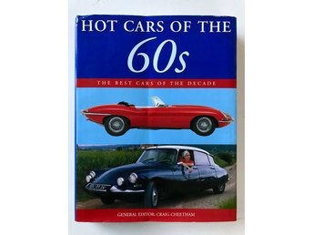 HOT CARS OF THE 60s editor Craig Cheetham 2005