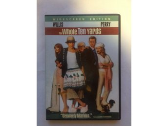 DVD - The Whole Ten Yards