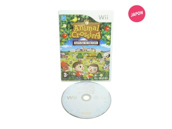 Animal Crossing: Let's Go to the City (EUR / Wii)