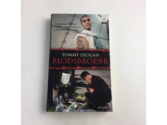 Bok, Blodsbröder, Tommy Deogan, Pocket, ISBN: 9789170028502, 2010