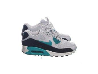 super popular b5b3c dbd85 Nike Air Max, Träningsskor, Strl: 38, Vit.. (341167501) ᐈ Sellpy på ...